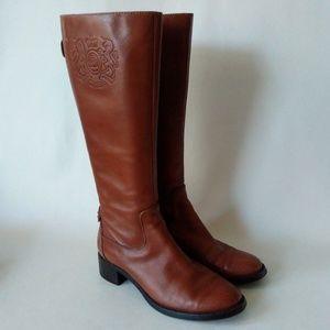 Etienne Aigner E-Vira Tall Boots 7.5 Medium
